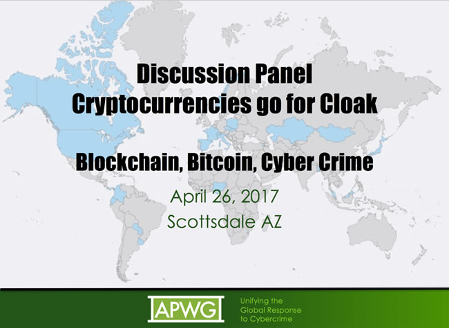 Blockchain Panel AZ